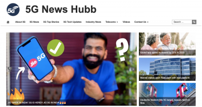 5G News Hubb
