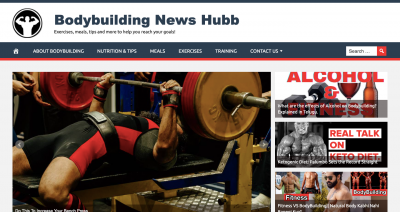 Bodybuilding News Hubb