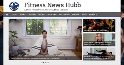 Fitness News Hubb