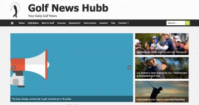 Golf News Hubb