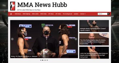 MMA News Hubb