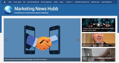 Marketing News Hubb