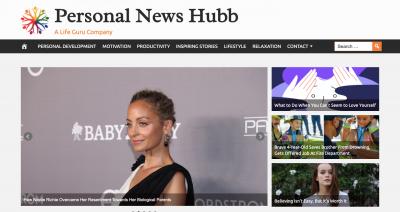 Personal News Hubb