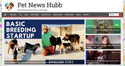 Pet News Hubb