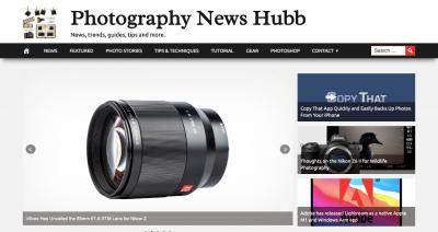 Photography News Hubb