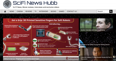 SciFi News Hubb